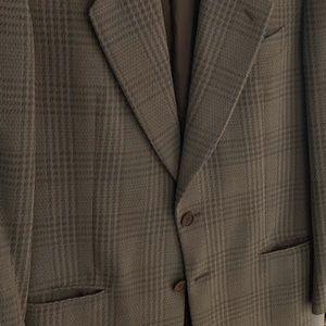 Giorgio Armani Collezioni Blazer 2 button ventless